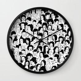 Girlz Wall Clock