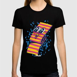 DOUBLE FLAVOURED CHEWINGUM FROM OUTER SPACE T-shirt