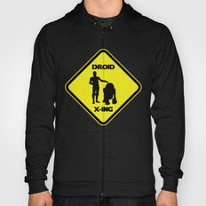 Droid Crossing Hoody