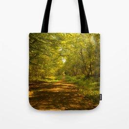 Woodland Views. Tote Bag
