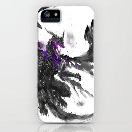 Darkeater iPhone Case