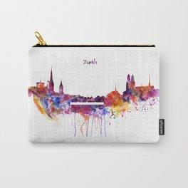 Zurich Skyline Carry-All Pouch