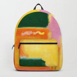 Mark Rothko - No 16 / No 12 (Mauve Intersection) Artwork Backpack