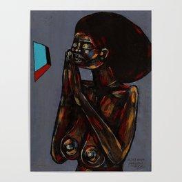 2018 Ndani Trust Nafsi art by Marcellous Lovelace Poster