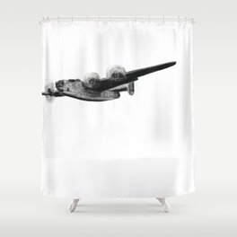 LIBERATOR EW 148 Shower Curtain
