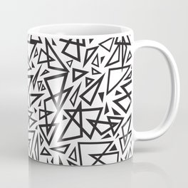 Triangle Craze Coffee Mug