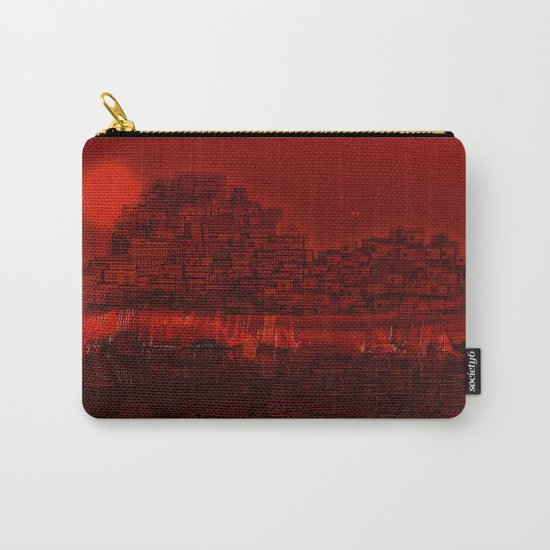 The Emerging Island / San Borondon 2016 Carry-All Pouch