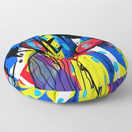 Severe-O-Sphere Volunteers Floor Pillow
