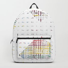 The System - diamond Backpack