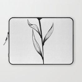 Lone Tulip Laptop Sleeve