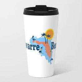 Navarre Beach - Florida. Travel Mug