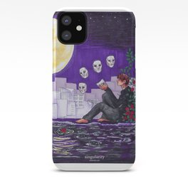 Part 2: The Realms of Day and Night iPhone Case
