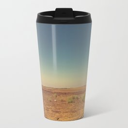 Desert silence Travel Mug