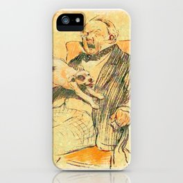 Dogs Large and Small, Ideal for Dog Lovers (5) iPhone Case