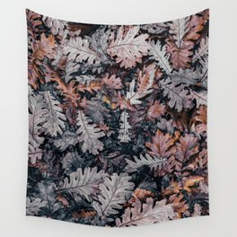 Dead Leaves Wall Tapestry