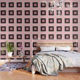 Pink Abstract II Wallpaper