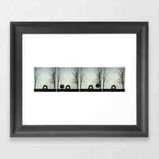 Occheimaancheno Framed Art Print