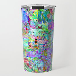 Art Love Travel Mug