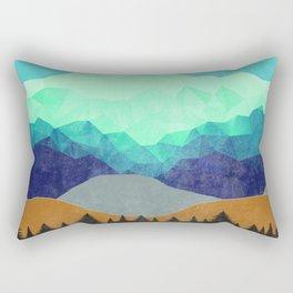 Landscape RF Rectangular Pillow