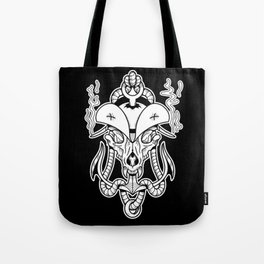 Sigil of the Wolf Captain Tote Bag