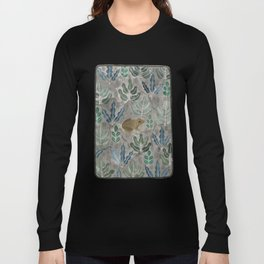 Save the frogs! Long Sleeve T-shirt