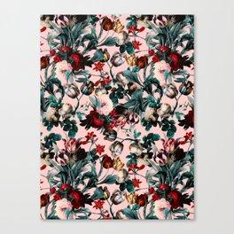 SUMMER BOTANICAL XI Canvas Print