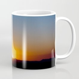sunset 31/07/13 - 17:55hs Coffee Mug