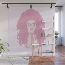 Trixie Mattel Wall Mural