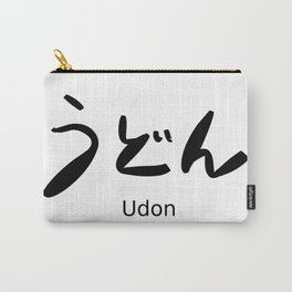 Udon Carry-All Pouch