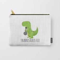 Tyrannosaurus Flex Carry-All Pouch