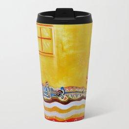Having a rest Travel Mug