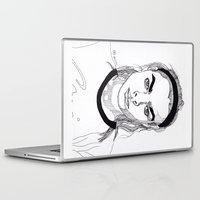 bambi Laptop & iPad Skins featuring Bambi by ☿ cactei ☿