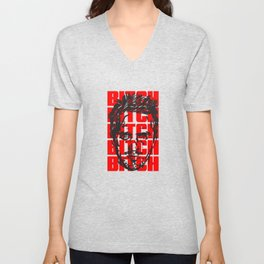 BITCH Unisex V-Neck