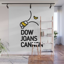 Dow Joans Cannon Wall Mural