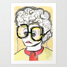 Get Yourself A Poodle Art Print