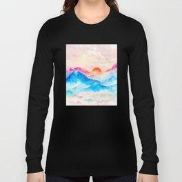 Sunset w.01 Long Sleeve T-shirt