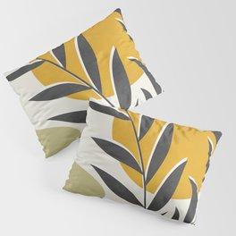 Plant Design 01 Pillow Sham