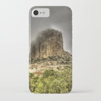 utah iPhone & iPod Cases featuring Utah Monument by Kent Moody