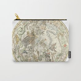 Zodiac Constellation - Southern Sky Carry-All Pouch