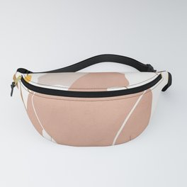 Soft Summer Breeze Fanny Pack