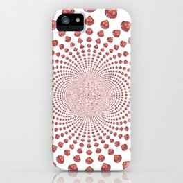 The Love Zone iPhone Case