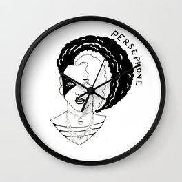 PERSEPHONE. Wall Clock