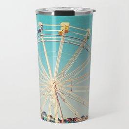 Boardwalk Ferris Wheel Travel Mug