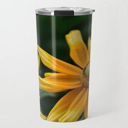 Golden Yellow Travel Mug
