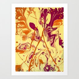 Zaidee Art Print