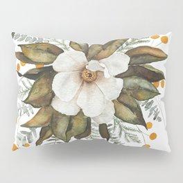 Magnolia Bouquet Pillow Sham