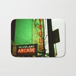 Movieland Arcade, Vancouver Bath Mat