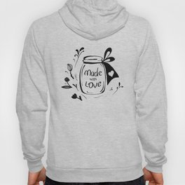 Made with love Hoody