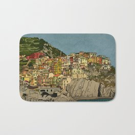 Of Houses and Hills Bath Mat