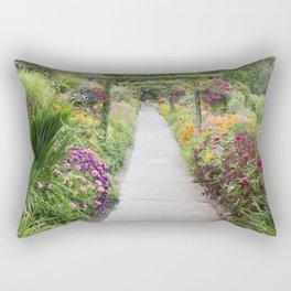 Floral Abundance Rectangular Pillow